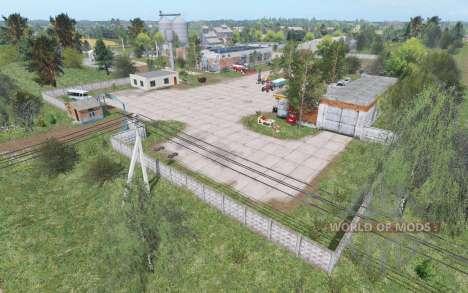 Бухалово v3.0 для Farming Simulator 2017