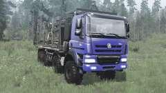 Tatra Phoenix T158 8x8 синий для MudRunner