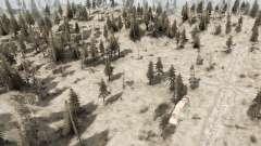 Camping для MudRunner