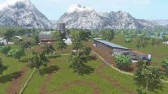 Fazenda Morro Alto для Farming Simulator 2017