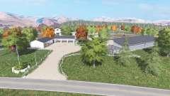 Oregon Springs v1.1 для Farming Simulator 2017
