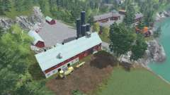 Southern Norway для Farming Simulator 2015