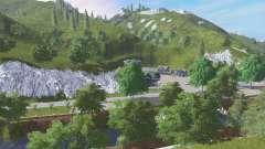 The Alps v1.3 для Farming Simulator 2017