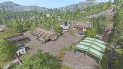 Old Slovenian Farm для Farming Simulator 2017