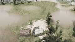 Pine Ridge Swamp для MudRunner