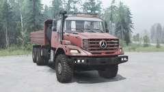 Mercedes-Benz Zetros 3643 A для MudRunner