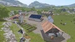 Old Slovenian Farm v2.0 для Farming Simulator 2017
