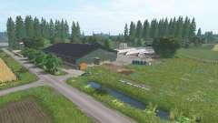 Holland Landscape v1.1 для Farming Simulator 2017