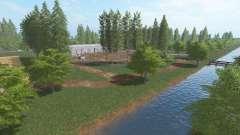 Green River v2.2.2 для Farming Simulator 2017