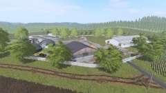 Bohemia Country v2.0.2 для Farming Simulator 2017