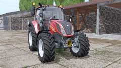 New Holland T5.100 Red Edition для Farming Simulator 2017