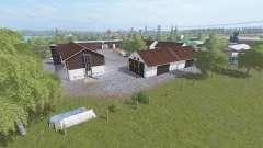 Альткирш v1.1 для Farming Simulator 2017