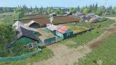 Село Курай v1.7 для Farming Simulator 2015