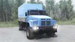 КрАЗ 260 4x4 для MudRunner