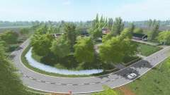 Green River v2.1 для Farming Simulator 2017