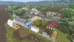 Nadasdfalva для Farming Simulator 2017