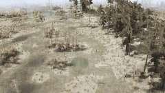 Рязанские болота v1.2 для MudRunner
