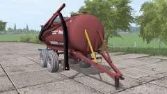 РЖТ 6 v1.1 для Farming Simulator 2017