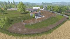 The Old Farm Countryside v1.0.6.6 для Farming Simulator 2017