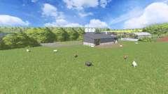 Alvingham Farm v1.2 для Farming Simulator 2017
