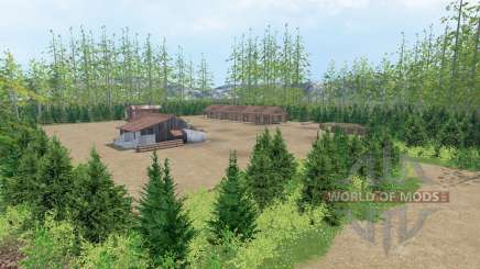 Bauernhof Lindenthal v2.1 для Farming Simulator 2015