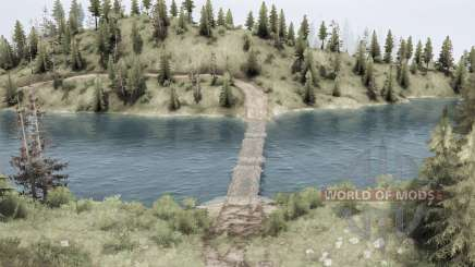 Перевал бреда для MudRunner
