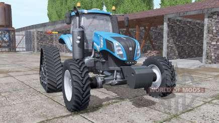 New Holland T8.320 SmartTrax для Farming Simulator 2017