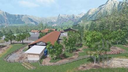Тасмания для Farming Simulator 2015