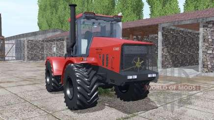 Кировец К-744Р3 для Farming Simulator 2017