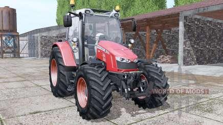 Massey Ferguson 5710 S Dyna-VT для Farming Simulator 2017