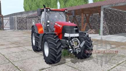 Case IH Puma 185 CVX Special Edition для Farming Simulator 2017