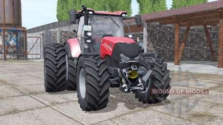 Case IH Maxxum 145 interactive control для Farming Simulator 2017