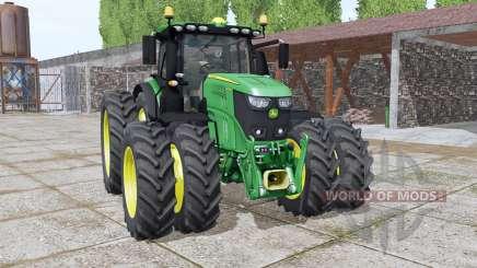 John Deere 6250R bugs fixed v1.1 для Farming Simulator 2017