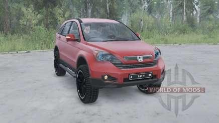 Honda CR-V Sport (RE) 2007 для MudRunner