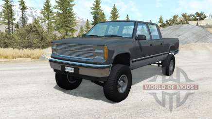 Gavril D-Series lifted для BeamNG Drive
