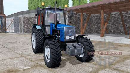 МТЗ 1221.2 Беларус синий v2.0 для Farming Simulator 2017