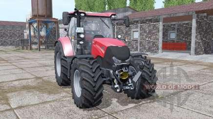 Case IH Maxxum 135 pack для Farming Simulator 2017