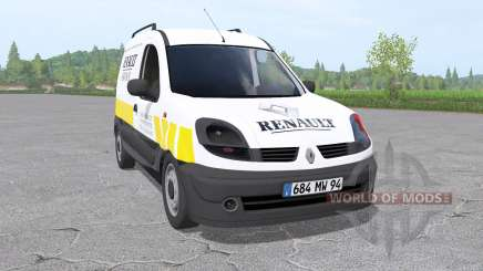 Renault Kangoo Express 2004 для Farming Simulator 2017