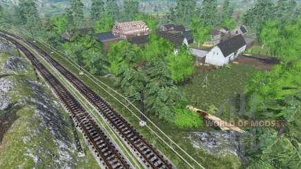 Аккендорф v1.3 для Farming Simulator 2015