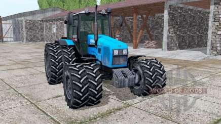 МТЗ 1221.2 Беларус рабочая приборная панель для Farming Simulator 2017