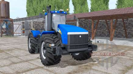 New Holland T9060 v1.1.7 для Farming Simulator 2017