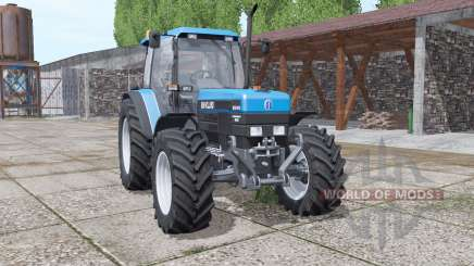 New Holland 8340 wide tyre для Farming Simulator 2017