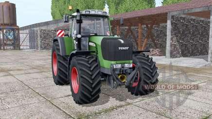 Fendt 916 Vario TMS v1.0.4 для Farming Simulator 2017