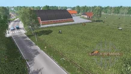 Tunxdorf v3.1 для Farming Simulator 2015