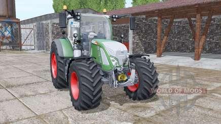 Fendt 722 Vario SCR more realistic v1.1 для Farming Simulator 2017