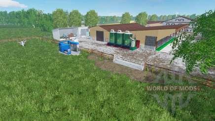 Oltenheim для Farming Simulator 2015