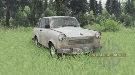 Trabant 601 для Spin Tires