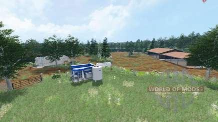 Landliche Idylle для Farming Simulator 2015