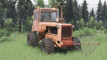 ДТ 74 колёсный для Spin Tires