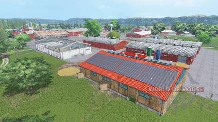 Lantmannen v8.0 для Farming Simulator 2015